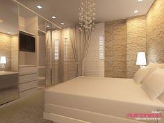 Decoracion de habitaciones en color blanco