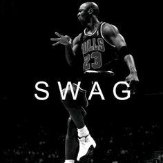 The true definition of the SWAG. Basketball Videos, Basketball Pictures, Love And Basketball, Basketball Legends, Sports Basketball, Basketball Players, Michael Jordan 12, Michael Jordan Pictures, Michael Jordan Basketball