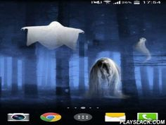 Ghost Touch  Android App - playslack.com , Ghost touch - live  wallpaper with deradful apparitions which will be at each touch. In settings it is feasible to specify any of deradful and magic backgrounds.