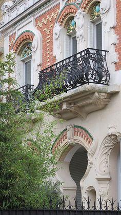 Greater Paris, 58 avenue des Minimes, Vincennes