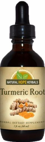 TURMERIC ROOT Single Herb Extract Anti-inflammatory Antioxidant Herbal Tincture