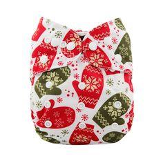 """Alva Pocket """"Christmas Mittens"""""""
