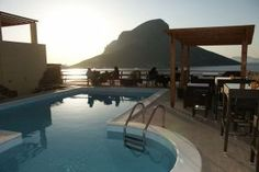 """Kalymnos Village"" Studios -Pool area"
