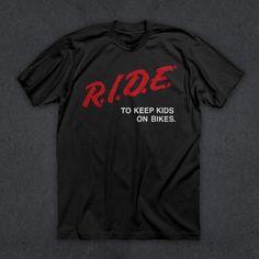 Kids on Bikes T – Twin Six Kids Bike, Red And White, Twin, Mens Tops, Prints, T Shirt, Supreme T Shirt, Tee Shirt, Twins