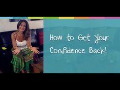 How to Get Your Confidence Back! – Tandar Tanavoli | Motivational & Life Coach