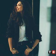Deepika Padukone for Tissot