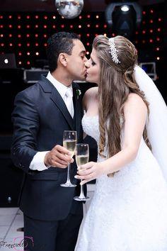 Casamento Jéssica  e Lucas - Buffet Moress