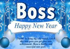 Pin By Ahmad Sunny On Happy New Year 2019 Wishes For Boss And Colleagues Happy New Year Message New Year Message Happy New Year Wishes