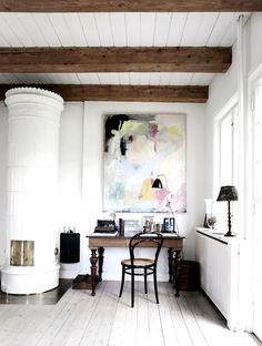 "stylish-interior-design: ""Country Cottage | DustJacket Attic """