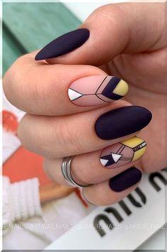 Nail Art Vidéo, Neon Nail Art, Pedicure Nail Art, Trendy Nail Art, Neon Nails, Nail Art Tribal, Nail Nail, Nail Art Designs, Nail Designs Spring