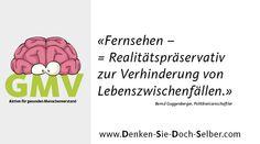 www.denken-sie-doch-selber.com Mental Training, Motivation, Comics, Politics, Life, Comic Book, Cartoons, Comic Books, Determination