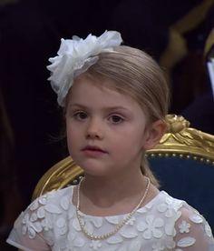 Princess Estelle of Sweden Victoria Prince, Princess Victoria Of Sweden, Crown Princess Victoria, Royal Princess, Little Princess, Princesa Real, Princesa Diana, Royal Jewels, Crown Royal