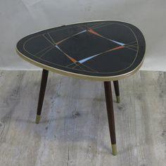 Rockabilly table / Mesa vintage / Vintage Tisch