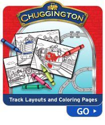 Chuggington coloring