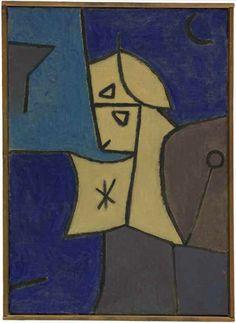 Paul Klee (1879-1940) De grote aantrekkingskracht van zijn werk is, dat er in zijn schilderijen een verhaal zit welke steeds weer anders geintrepeteerd worden. Op een gedetailleerde manier is bijvoorbeeld te zien hoe Klee zich verhoudt tot een klassiek thema als de mythologie dat beeldende kunstenaars al vanaf de oudheid heeft beziggehouden.