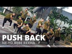 PUSH BACK by Ne-Yo ft Bebe Rexha | Zumba® | Dance  Hall | Kramer Pastrana - YouTube Zumba Workout Videos, Bebe Rexha, Dance Hall, Total Body, Health Fitness, Exercise, Baseball Cards, Dancing, Sports