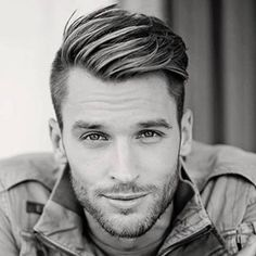 Hairstyles For Men With Widows Peak