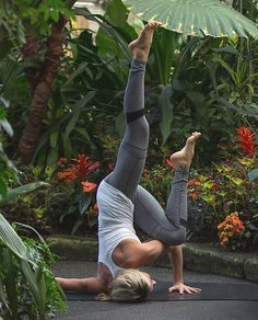 Change your perspective, change your life Inversions Yoga pose