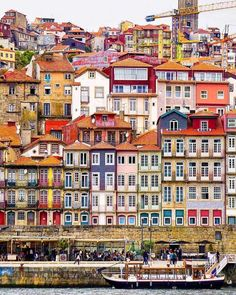 Travelling through the world on which photo of porto is your favorite 1 2 3 or 4 courtesy of a_ontheroad porto portugal tag your best travel photos with 10 charming small towns in portugal you must visit Visit Porto, Visit Portugal, Portugal Travel, Oh The Places You'll Go, Places To Travel, Travel Destinations, Places To Visit, Porto City, Travel Around The World
