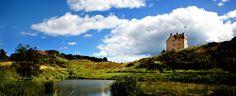 Fenton Tower, East Lothian, Scotland