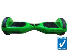 Evolution Swegway Hoverboard Green  Thumbnail