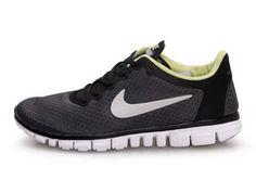 Nike Free 3.0 L Parskor F R Man Vit Svart Försäljningspris:525.43kr Free shipping