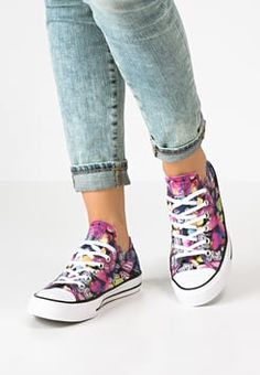 Converse - CHUCK TAYLOR ALL STAR - Sneaker low - white/pink