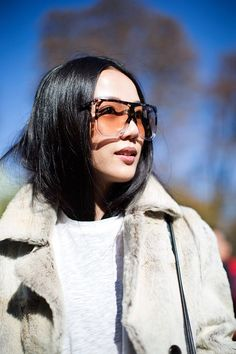 On the Street…Big Sunnies, Paris Sartorialist, Hippies, Stylish Outfits,  Fashion 10d1d25d41f0