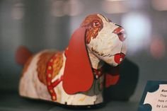 in London: V and A Museum of Childhood // earworm & plum pudding
