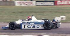 "Mike Thackwell - Ralt RH6 Honda/Mugen - Ralt Racing Ltd. - VI Donington ""50,000"" - Derby Evening Telegraph Trophy - 1984 European Championship for F2 Drivers, Round 10 - © dvdbramhall"