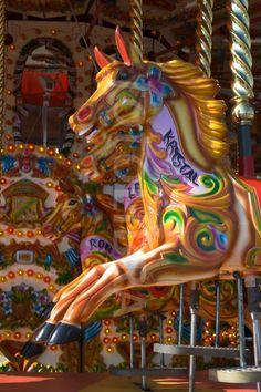 Fun Fair Ride Horse.