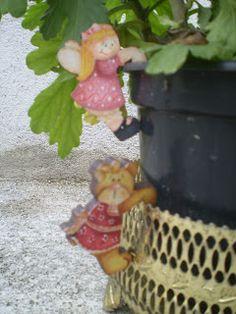 Reliarte: Enfeites de Vasos