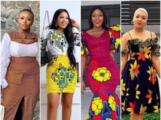 Latest Stylish Ankara Gowns For Women; Fashion And Styles 2020 Ankara Short Gown Styles, Short Gowns, Ankara Gowns, Ankara Dress, Latest Aso Ebi Styles, African Print Clothing, Dress Out, African Fashion Dresses, Fashion Pictures