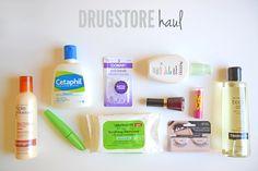 my drugstore favorites