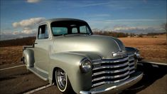 """Whalebone"" 1951 Chevrolet BAGGED AIR RIDE Pickup Truck"