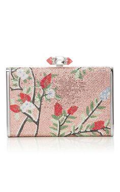 The Bedspread Florals Edit! Judith Leiber Couture's Bejeweled Handbag