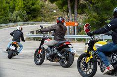 Rutas Moteras por el Bajo Aragón: Paraíso motero
