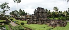 Ngawen Temple, a Buddhist temple from Syailendra dinasty (8th-9th century)- Central Java, Indonesia