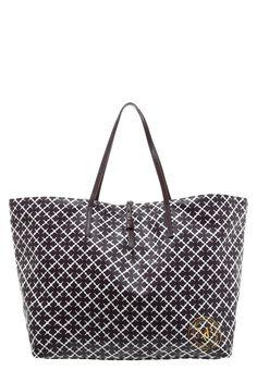 By Malene Birger GRINOLAS - Shopping Bag - plum/white - Zalando.at