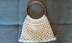 Crochet  bag Straw Bag, Crochet, Bags, Fashion, Handbags, Moda, Fashion Styles, Ganchillo, Crocheting