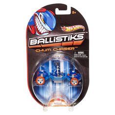 It's time to hit the ground racing! With Hot Wheels Ballistiks, kids can challenge, transform and win.