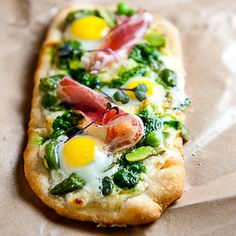 Spring Pizza #foodgawker