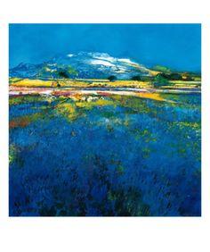 Paysage de Cezanne Giclee Print by Max Laigneau at Art.com