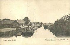 Winschoten : Omsnijdingskanaal 1901