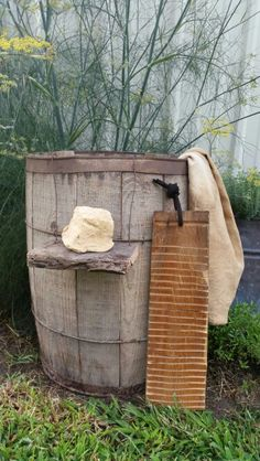 Make do soap holder and scrub board at ☆The Farm☆ 414 Hillview Rd Winchester IL.