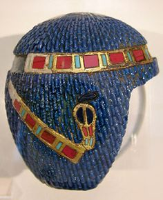 Ancient Egyptian head piece