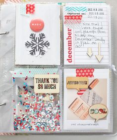 ☆ she makes stuff...: december daily
