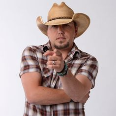 "Aldean has his own favorite acts. ""I'm an Alabama super-fan. I'd definitely stand in line to see those guys."""