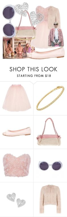 """""""The Next Chanel"""" by egordon2 ❤ liked on Polyvore featuring мода, Chanel, Ballet Beautiful, Vivienne Westwood, RED Valentino, ScreamQueens, ChanelOberlin и thechanels"""