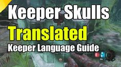 "Black Ops 3 Zetsubou No Shima Keeper Language Translated on Skulls ""Nan ..."